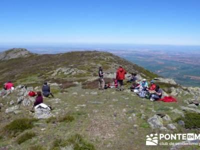 Senderismo Segovia - Macizo de la Buitrera; club de ocio y amistad